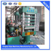 Máquina Vulcanizing hidráulica de borracha da imprensa da placa
