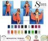 Form Microfiber magisches Auslegung-Badetuch-Verpackungs-Kleid