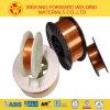 Alambre de soldadura sólido de cobre de MIG de la soldadura del producto 1.0m m 15kg/Spool Sg2 Er70s-6 de la soldadura con blindar del gas del CO2