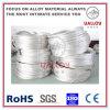 para tipos do fio da resistência térmica da liga dos resistores Cr20ni35