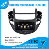 2DIN Autoradio Car DVD Player voor Chevrolet Trax 2013 A8 Chipest, GPS, Bluetooth, USB, BR, iPod, 3G, WiFi