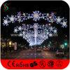 Luces al aire libre de gran tamaño del adorno de la calle del LED para la decoración de la Navidad