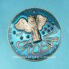 moeda relativa à promoção da lembrança do esmalte 3D transparente (Ele-C099)