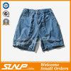 As calças curtas dos homens Short cuecas ocasionais das calças de brim