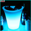 Benna di ghiaccio personalizzata della benna di ghiaccio della bottiglia della vodka LED