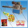 Máquina de empacotamento do saquinho da eficiência elevada para petiscos