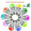 Diodo emissor de luz Bulb de RGBW E27/E26 7.5W com RF Remote Control
