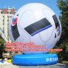 عملاقة قابل للنفخ كرة قدم كرة لأنّ في الهواء الطلق ترقية