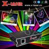 Licht van de Laser van de Animatie van de Kleur van de Verlichting van de club 2.5W RGB Volledige
