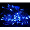 Blaues Color LED Mini Rice String Light mit Controller