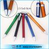 Cheap promozionale Clip Ballpoint Pen con Logo Printing del Customer