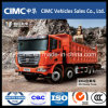 Sale caldo Cina C&C 8X4 Dump Truck in Bolivia