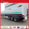 OilかGasolineまたはDieselまたはPetrol TransportのためのISO Fuel Tank Semi Trailer