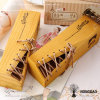 Rectángulo de madera de Hongdao para Biscuit_I