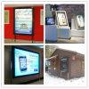 Design StandのOutdoorのためのOEM Moving Advertizing Light Box