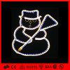 عطلة [لد] عيد ميلاد المسيح رجل ثلج [2د] الحافز ضوء