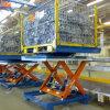 Ciseaux aériennes levage avec charge 1000 kg