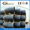 Cotovelo da Terminar-Soldadura do aço de carbono da alta qualidade 90d L/R
