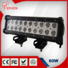 10 pollici Double Rows Straight Epistar 60W Light