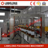 Automatischer OPP heißer Schmelzkleber-Etikettiermaschine