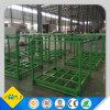 Cremalheira de aço móvel e Stackable do armazenamento industrial