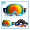 La mascherina di corsa con gli sci polarizzata spazio dell'obiettivo del PC mette in mostra gli occhiali di protezione