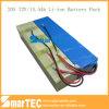 18650 блок батарей Li-иона 20s 72V 4.5ah для електричюеского инструмента