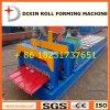 Rodillo esmaltado del azulejo de azotea del color que forma la máquina