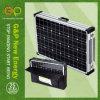 3 faltender Sonnenkollektor 180W