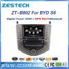 Reproductor de DVD del coche Wince6.0 para Byd S6 con DVD, SD, GPS