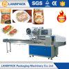 Schnelle automatische Pfannkuchen-Fluss-Verpackungsmaschine