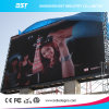 Écran imperméable à l'eau extérieur polychrome chaud d'Afficheur LED de la vente P5&P6mm SMD pour la publicité commerciale