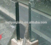 Glace Tempered stratifiée par balcon fait sur commande de construction de certificat de la CE