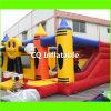 Castelo de salto inflável dos miúdos funcionais engraçados quentes da venda