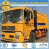 Dongfeng 15t LHDの屑のトラック15立方メートルのガーベージの圧縮機械のトラックの価格