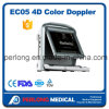 FDA 세륨 승인되는 중국 휴대용 초음파 기계 가격 Ec05 색깔 도풀러