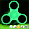 2017 Factory Low Price Glow in The Dark Hand Spinner Toys
