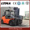 5 Tonnen-Doppelkraftstoff LPG-Benzin-Gabelstapler mit konkurrenzfähigem Preis