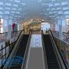Эскалатор пассажира общественного транспорта безопасный стабилизированный