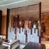 Scherpe die Roestvrij staal van de Laser van de Schermen van het Metaal van de Verdeler van de Zaal het Decoratieve in China wordt gemaakt