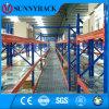 Industrielle Speicherlager-Aufgaben-schwerer Mezzanin-Fußboden