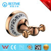 Brass Material Bathroom Robe Hook