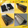Perfil de aluminio de la protuberancia de la capa de la electroforesis