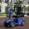 Plein scooter de mobilité de roues de la suspension 4