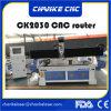 Router di CNC dell'incisione della mobilia del Governo di Ck1325 2heads