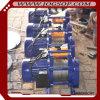 2ton مزدوجة سرعة كرين باستخدام الكهربائية رفع سلك حبل كابل رافعة كرين