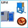 Máquina de calefacción de inducción de IGBT con el horno fusorio del pedal