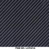 Teste padrão da fibra do carbono da película Lcf021A da impressão de transferência PVA da água