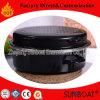 Apparecchio di cucina dell'articolo da cucina del girarrosto dello smalto di Sunboat/della vaschetta cottura dello smalto