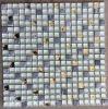 Стеклянный камень смешивания мозаики и Mirro Jy14k